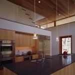Glade House interior kitchen