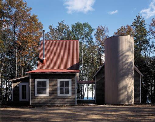 Frederick Phillips & Associates » Washington Island House